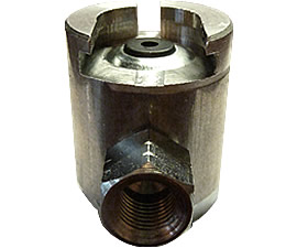 METRIC BUTTON HEAD COUPLER